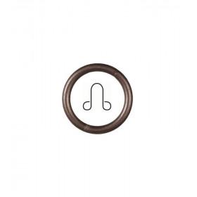 ILIADE - 6 Anneaux ronds pour tube