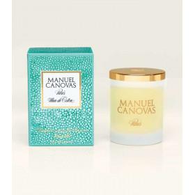 Bougie Fleur de coton Manuel Canovas